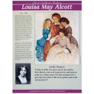 Louisa May Alcott - Classic Children's Authors poster