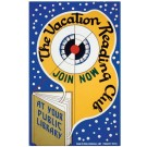 Historic Reading Posters - The Vacation Reading Club
