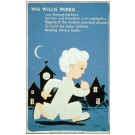 Historic Reading Posters - Wee Willie Winkle