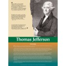 Thomas Jefferson - Founding Fathers poster