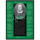 William Shakespeare- poster