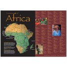 Countries of Africa- Poster Map