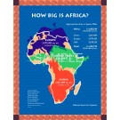 How Big Is Africa? - poster
