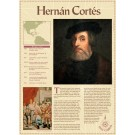 Hernan Cortes -Great Explorers poster